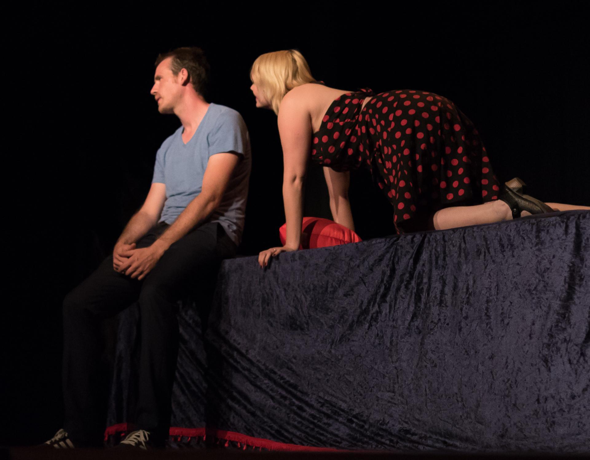 Sluimertijd - Theater TRAC
