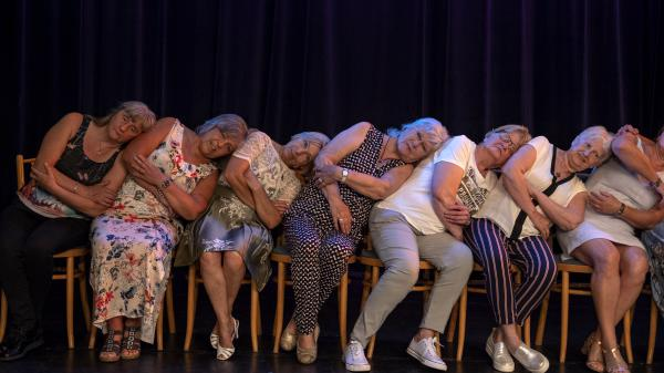 AGE on stAGE: congres over theater voor 55+