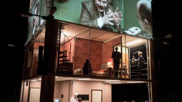 1. Liefde voor theater