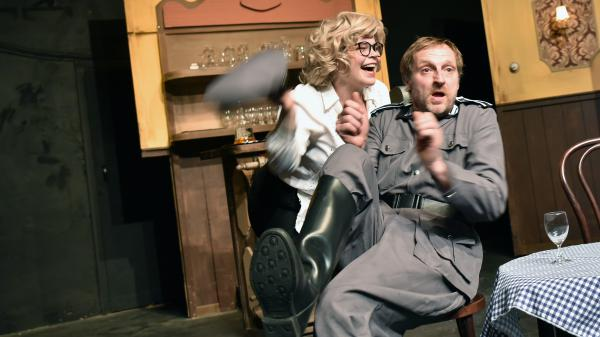 Workshop proeven van komedie