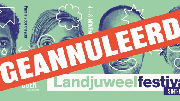 Dit najaar geen Landjuweelfestival in Sint-Niklaas