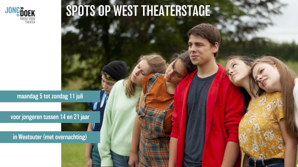 Spots op West theaterstage 2021