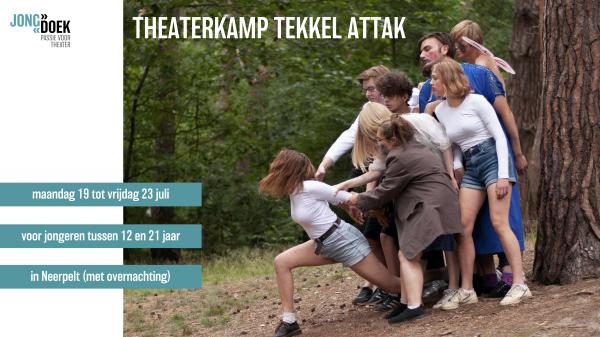 Theaterkamp Tekkel Attak