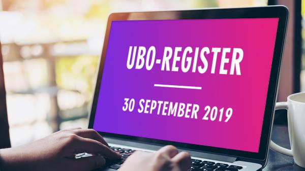 UBO-registratie verplicht!